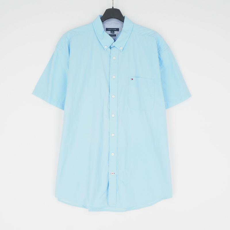 [XXL] 타미힐피거 반팔 셔츠