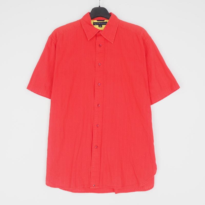 [M] 타미힐피거 반팔 셔츠