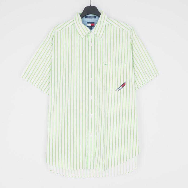 [L] 타미힐피거 반팔 셔츠