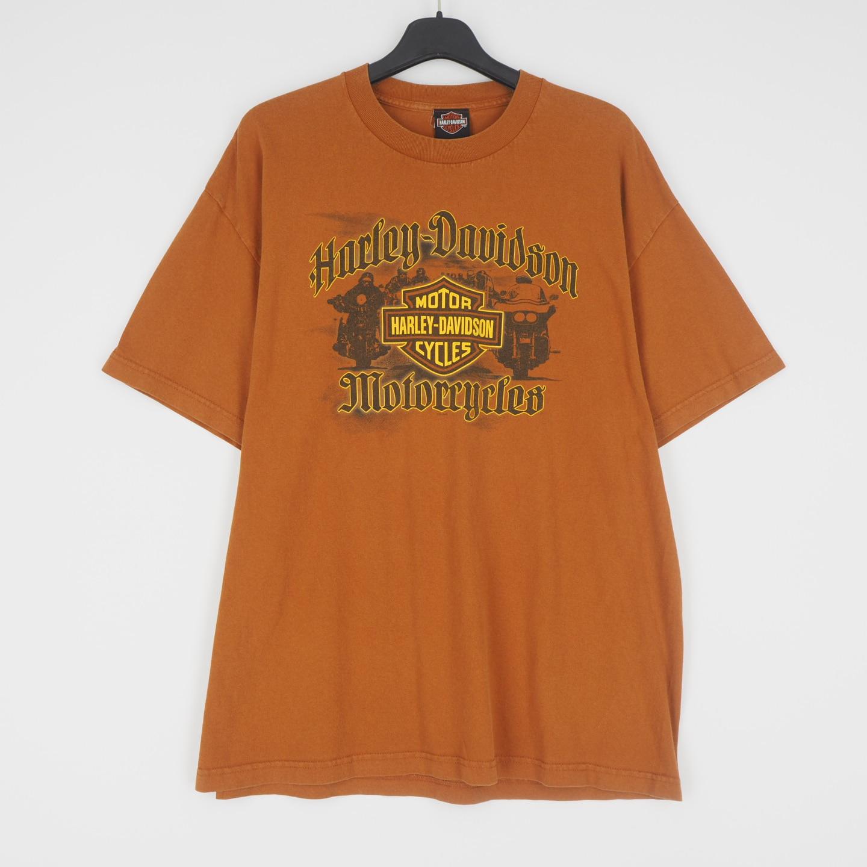 할리데이비슨,반팔 티셔츠,빈티지쇼핑몰,빈티지샵,빈클로