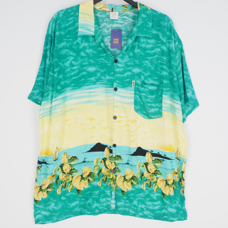 USA,반팔 셔츠,빈티지쇼핑몰,빈티지샵,빈클로