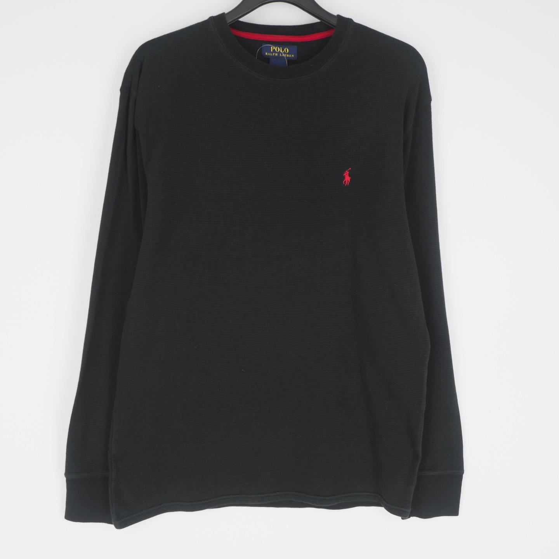 랄프로렌,긴팔 라운드넥 티셔츠,빈티지쇼핑몰,빈티지샵,빈클로