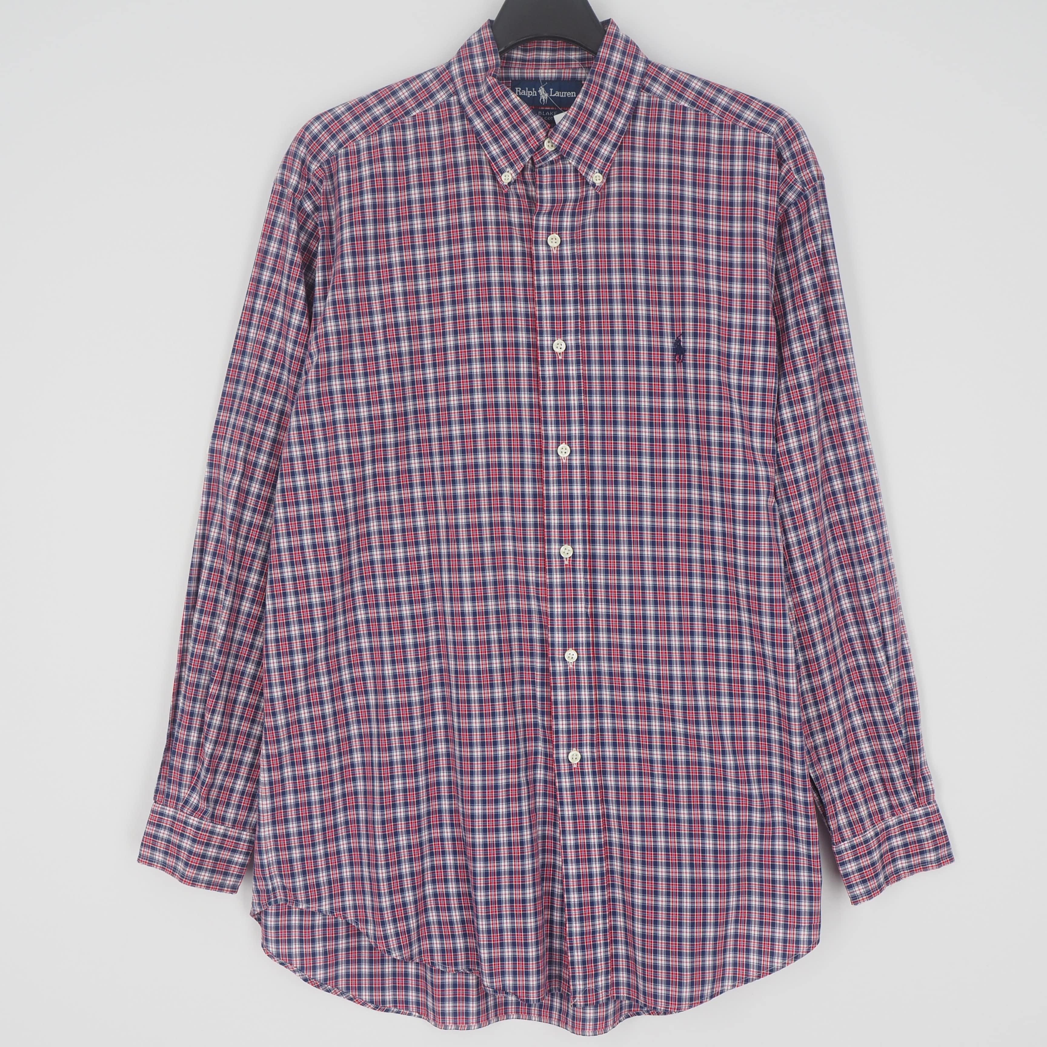 [XXL] 랄프로렌 긴팔 셔츠