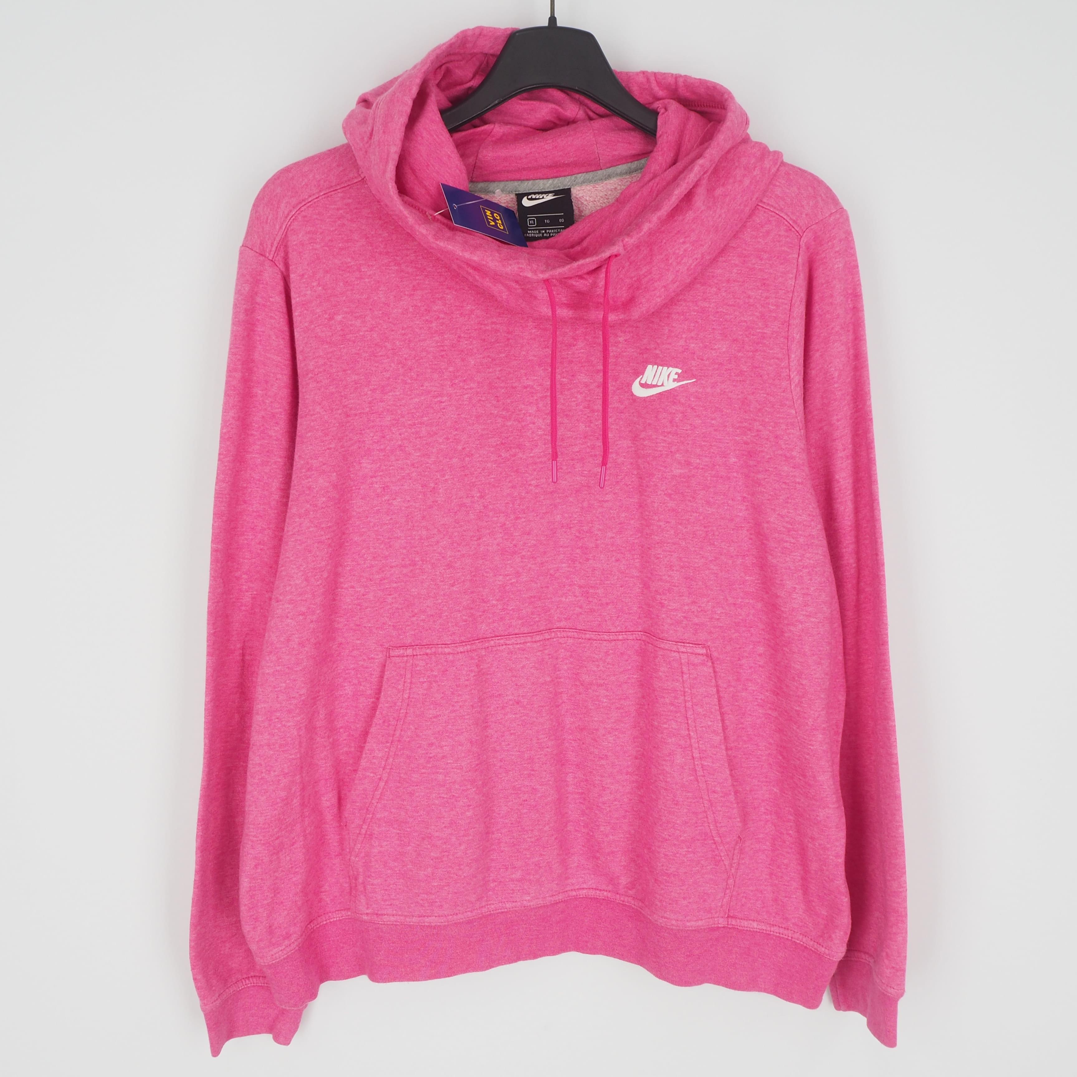 [XL] 나이키 긴팔 후드 티셔츠 (W)