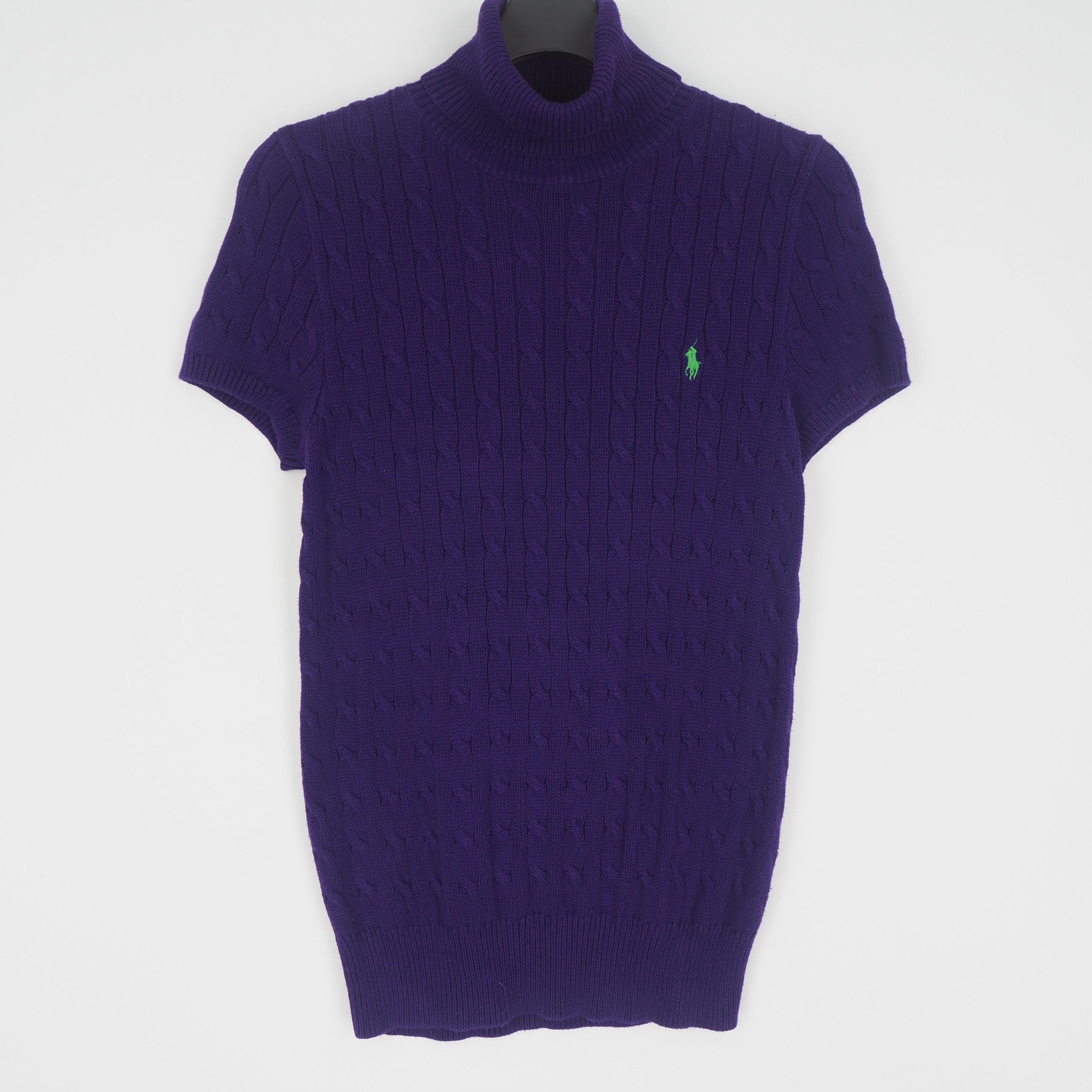 [S] 랄프로렌 반팔 니트/스웨터
