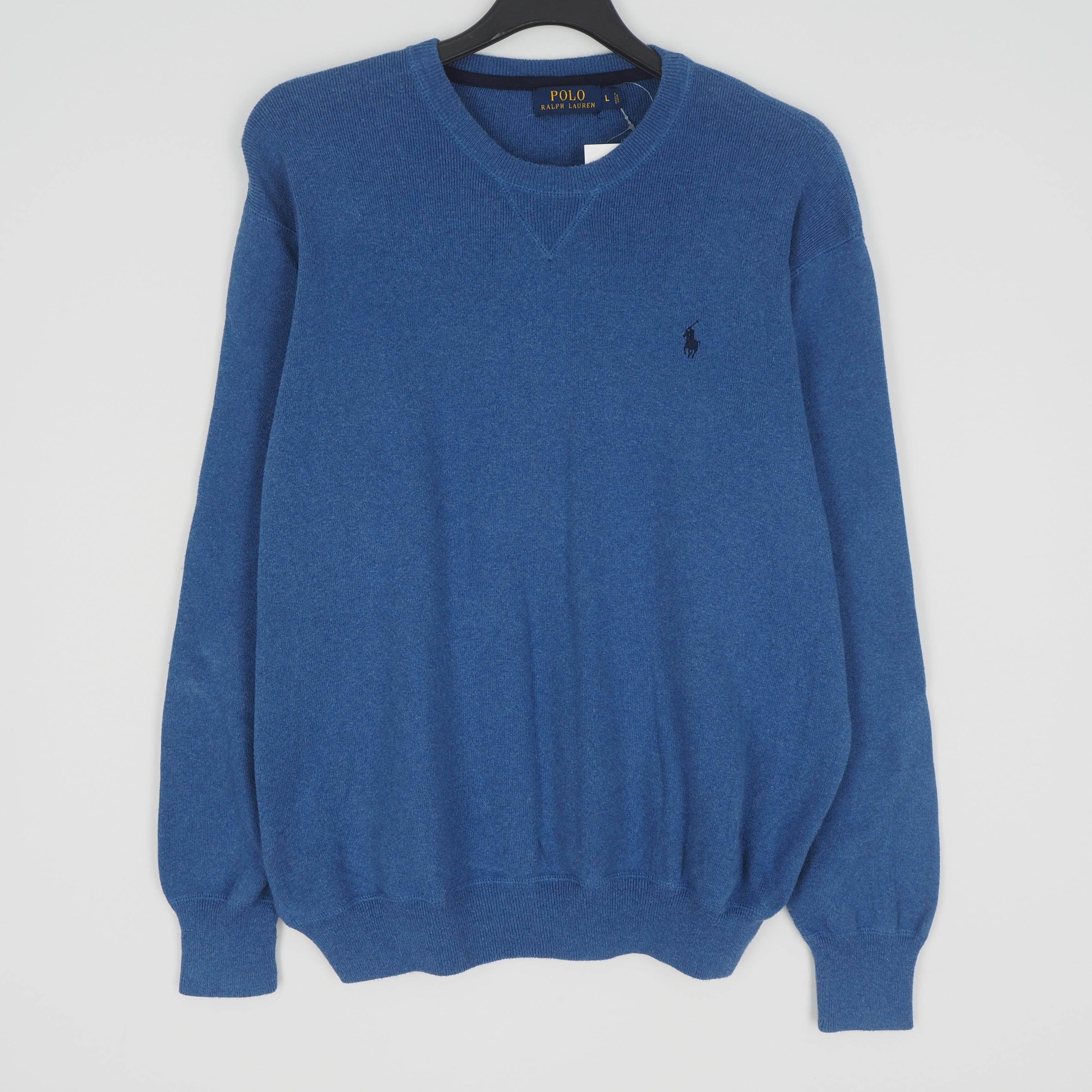 [XXL] 랄프로렌 긴팔 니트/스웨터