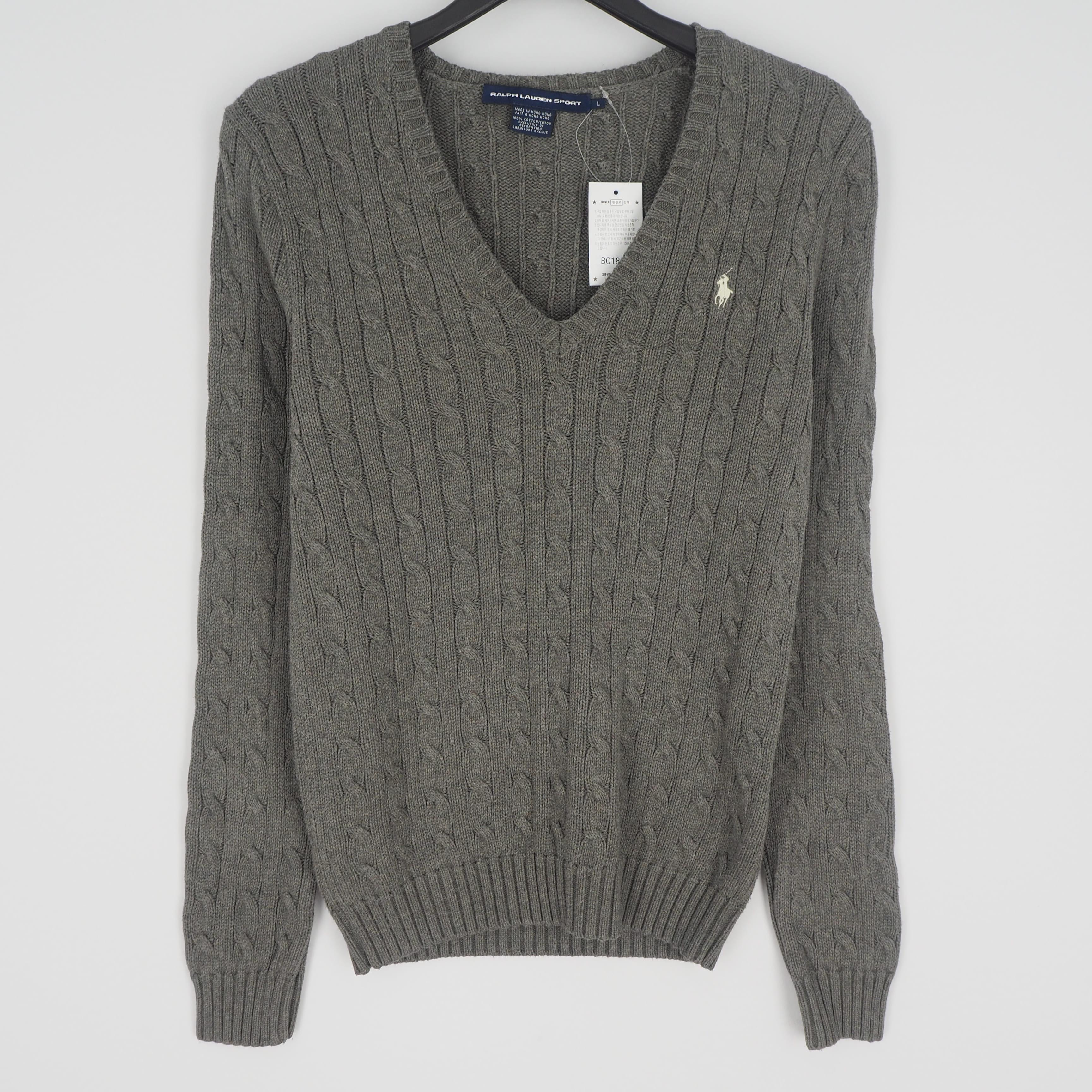 [S] 랄프로렌 긴팔 니트/스웨터