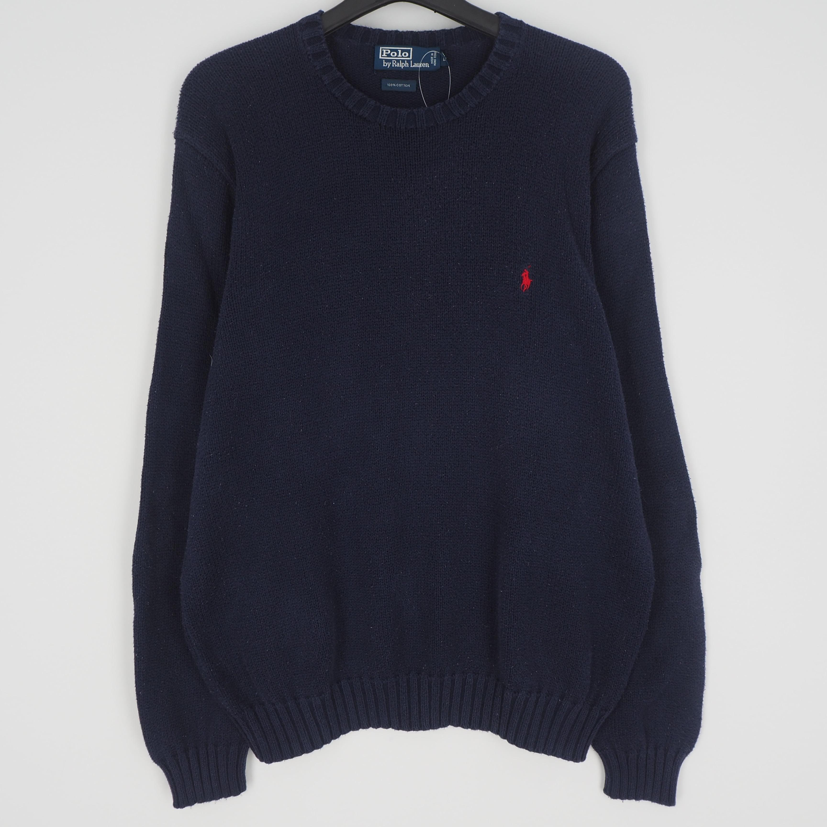 [XL] 랄프로렌 긴팔 니트/스웨터
