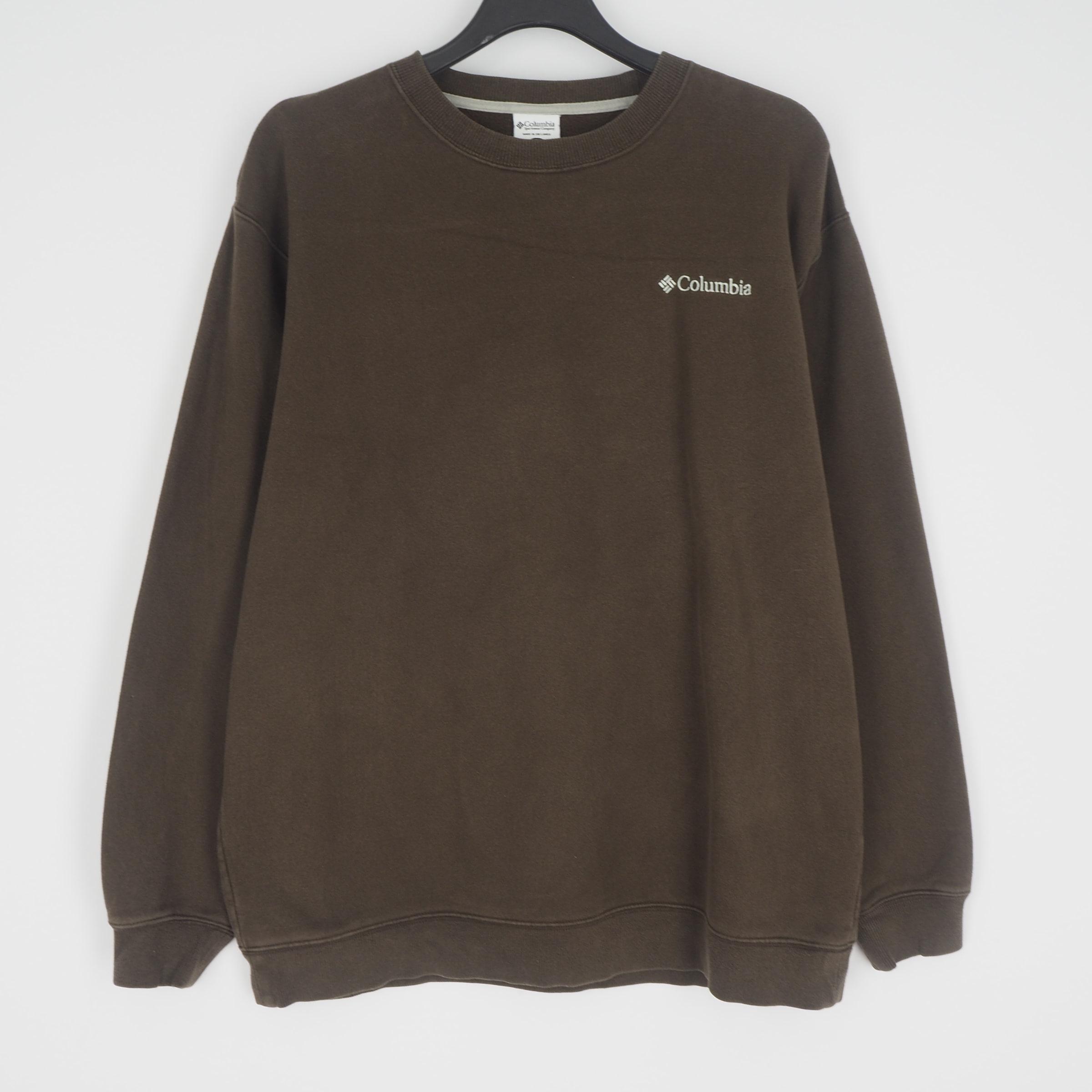 [XL] 컬럼비아 맨투맨