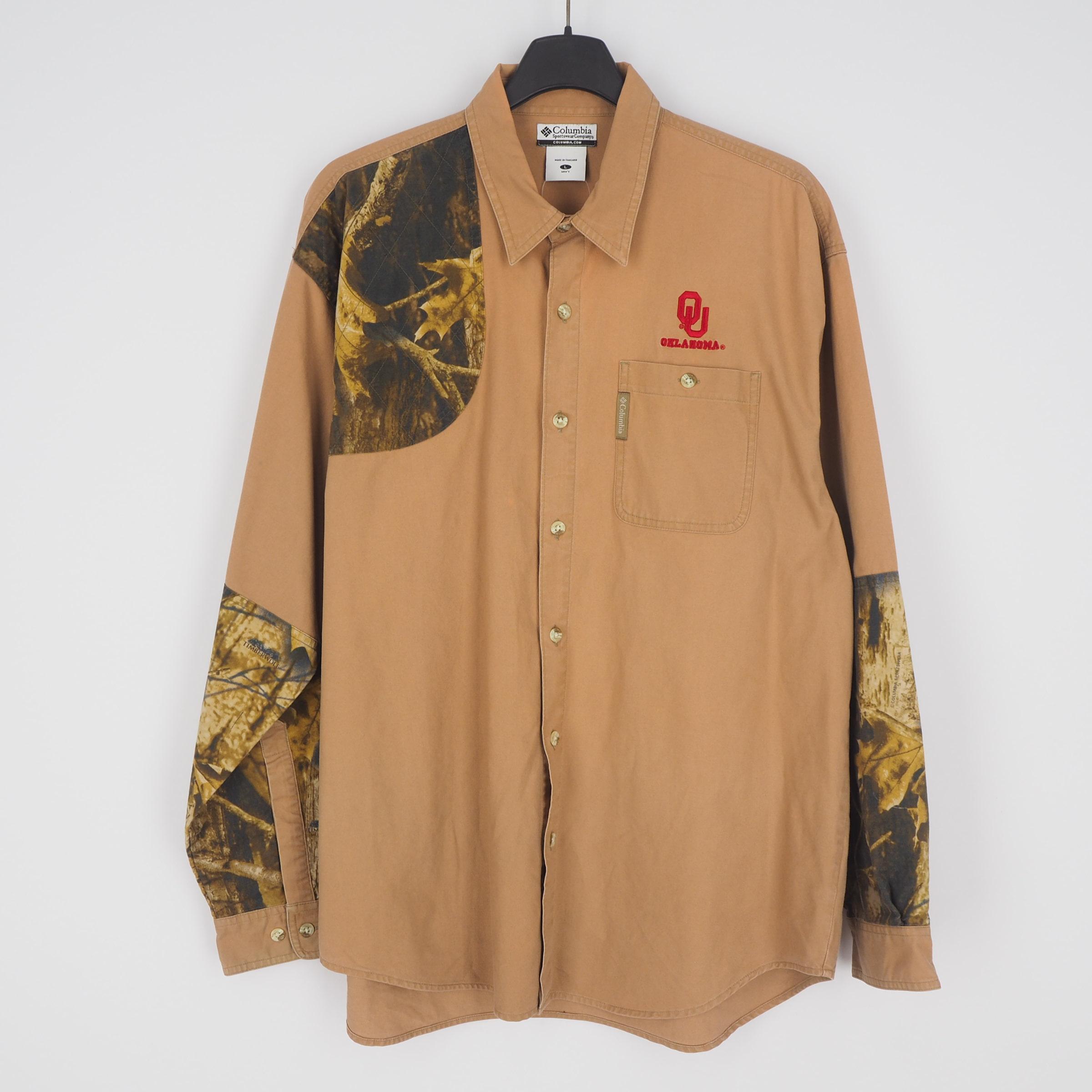 [XXL] 컬럼비아 긴팔 셔츠
