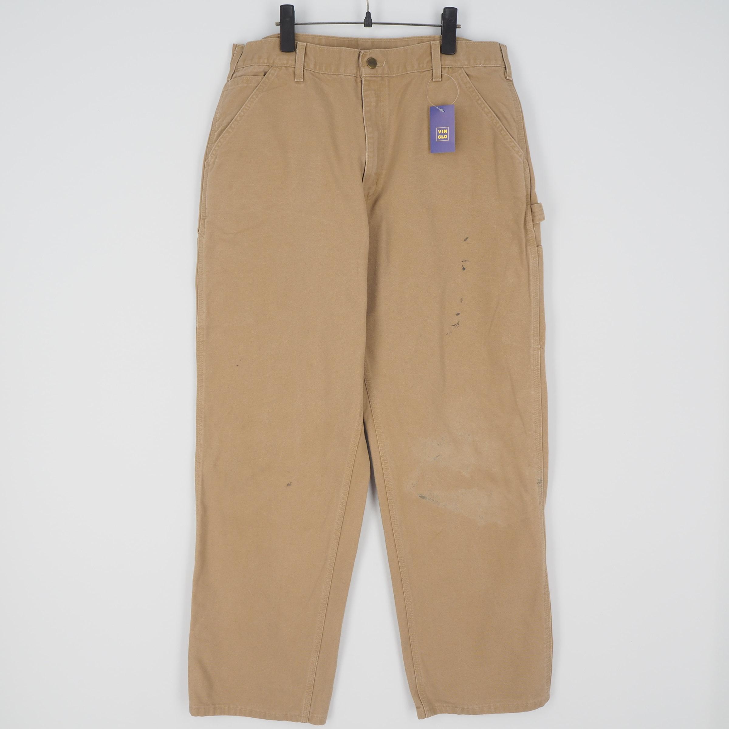 [XL] 칼하트 캐주얼 롱 팬츠