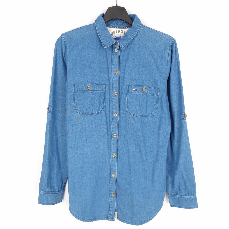 [L] 타미힐피거 긴팔 셔츠